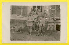 cpa France Carte Photo MILITAIRES SOLDATS N° 175 sur 1 col