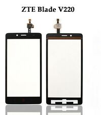 ZTE BLADE V220 PANTALLA TACTIL TOUCH SCREEN DIGITIZER SCHERMO ECRAN BLACK NEGRO