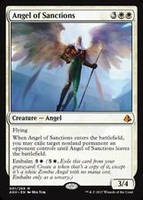 [1x] Angel of Sanctions - Foil [x1] Amonkhet Near Mint, English -BFG- MTG Magic