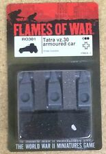 Flames of War - Romanian: Tatra vz.30 Armored Car  RO301