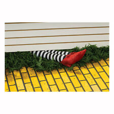 "Wizard of Oz 18"" Wicked Witch Of The East Legs Halloween Decoration Prop 9166"