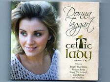 DONNA TAGGART - CELTIC LADY - Volume 1 - CD - Sent 1st Class