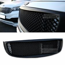 Bentley Style Matt Black Front Grille For KIA 2014 - 2016 Sedona / Carnival