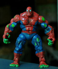 Super Hero Spider-man Classics Spider Hulk Action Figure Spiderhulk Loose