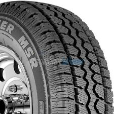 4 New 265/70-16 Mastercraft Courser MSR Winter Performance  Tires 2657016