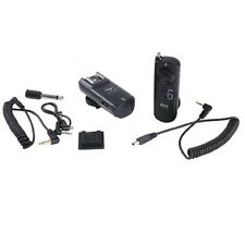 RPS Studio 3-in-1 Wireless Remote Control for Nikon D600,D7000,D5100 *NEW*