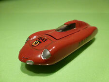 SOLIDO 1:43 FIAT ABARTH - 750 RECORD CAR - RED - RARE SELTEN - GOOD CONDITION