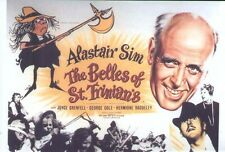 BELLES OF ST TRINIANS (1954 Film-Alastair Sim + 13 Cast) SIGNED AUTOGRAPHS