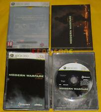 CALL OF DUTY MODERN WARFARE 2 EDIZIONE ESPERTO XBOX 360 Vers Italiana » COMPLETO