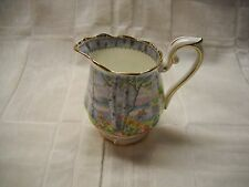 Royal Albert SILVER BIRCH Mini Creamer