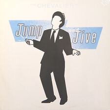 THE CHEVALIER BROTHERS Jump And Jive GER Press Wea 254 769 1987 LP