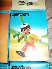 DULCOP SOLDATINI soldatino SUPERCHARLY INDIANO INDIAN NEW IN SPRUE playmobil