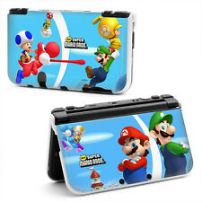 MARIO BROS Hard Case Cover For NEW NINTENDO 3DS XL (FEB 2015+)