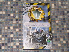 ROBOT WARS VHS TAPE SIR KILLALOT & THE HOUSE ROBOTS PAL U VERY RARE  BRAND NEW