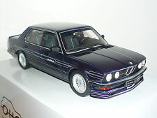 1/18 Ottomobile BMW Alpina B7 Turbo E28 M5 1984 Blue Otto OT633