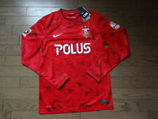 Urawa Red Diamonds Reds 100% Original Japan Soccer Jersey M BNWT 2014 J-League