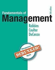 NEW Fundamentals of Management (10th Edition) (Global Edition)