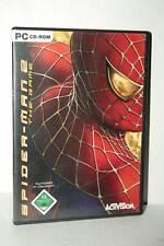 SPIDER-MAN 2 THE GAME GIOCO USATO BUONO PC CDROM VERSIONE TEDESCA FR1 40540