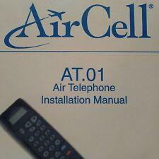 AirCell AT.01 Air Telephone Install Manual