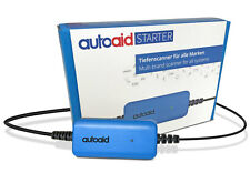 autoaid Profi-Diagnosegerät OBD2 Tiefenscanner Mercedes VW Opel Ford Kia BMW
