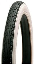 """RALEIGH CST 20"""" Tyre 20 x 1.75 Custom White Side Wall Whitewall T1703 New BMX"""