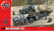AIRFIX RAF RECOVERY SET NEW MINT & SEALED 1/76