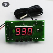 DC 12V Fahrenheit Digital Temperature Thermostat Controller Switch Temp Control