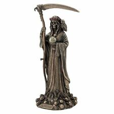 Santa Muerte - Lady Of The Shadow's Figurine - Day of the Dead | Nemesis Now