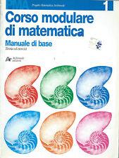 REGALO Corso modulare Matematica Manuale di Base Archimede 1 Teoria OMAGGIO