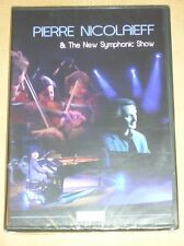 DVD MUSICAL / PIERRE NICOLAIEFF & THE NEW SYMPHONIC SHOW / NEUF SOUS CELLO
