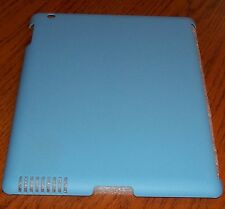 NEW Ipad2 SmartArmor Back in Blue for iPad2 and iPad Case Holder