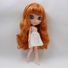 "Takara 12"" Neo Blythe CURLY Hair Nude Doll from Factory TBY140"