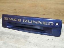 Mitsubishi Space Runner  N50  Blende Heckklappe