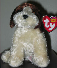 Ty Beanie Baby ~ RESCUE the St. Bernard Dog ~ MINT with MINT TAGS ~ RETIRED