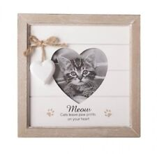 MEOW FRAME - WOODEN