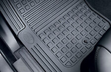 Genuine Land Rover Discovery 4 Rubber footwell mat set (VPLAS0252)