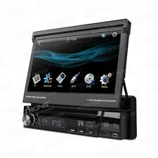 "SINGLE DIN 1 DIN 7"" HD Screen Autoradio USB SD Rückfahrkamera MP3 ID3 DVD 4x45W"
