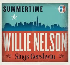 Willie Nelson-Summertime: Willie Nelson George Gershwin CD NUOVO