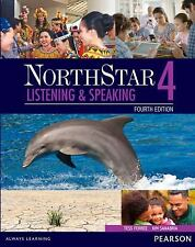 NEW - NorthStar Listening and Speaking 4 with MyEnglishLab (4th Edition)