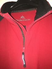Mens STORMTECH  Shell Jacket Red & Grey Size M