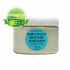 12 OZ ORGANIC COCOA BUTTER REFINED DEODORIZED