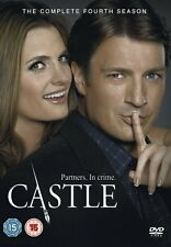 CASTLE - SEASON 4 - DVD - REGION 2 UK