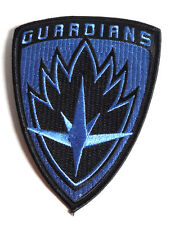 "Guardians of the Galaxy DELUXE Blue Logo  5"" Tall  Patch- FREE S&H (MCPA-GG-05)"