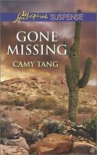Gone Missing (Love Inspired Suspense), Tang, Camy, Good Book