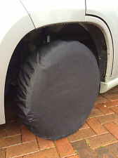 Motorhome Wheel / Tyre Cover Campervan Wheel / Tyre Cover Black