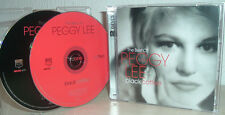 PEGGY LEE  -  Black Coffee  -  The Best Of   ( 2 CD's)