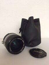Nikon Nikkor 28mm f/2 Ai-S Lens
