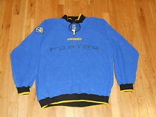 RARE UMBRO MIAMI FUSION DEFUNCT MLS SOCCER LS GOALKEEPER JERSEY KIT MENS M