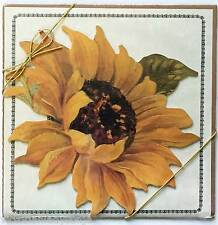 Sunflower Table Hot Pad