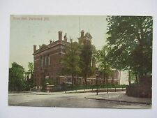 TOWN HALL , HAVERSTOCK HILL , HAMPSTEAD - F.C. MORGAN SERIES